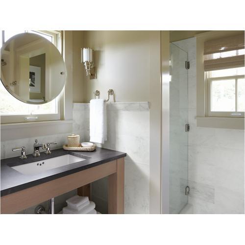 """Biscuit 23-7/8"""" X 15-5/8"""" X 6-1/4"""" Undermount Bathroom Sink"""