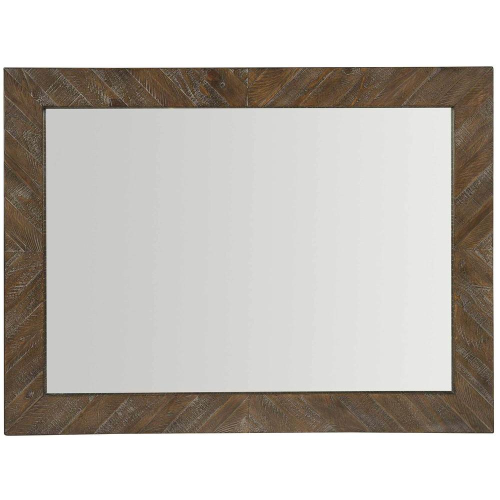 Fuller Mirror in Sable Brown