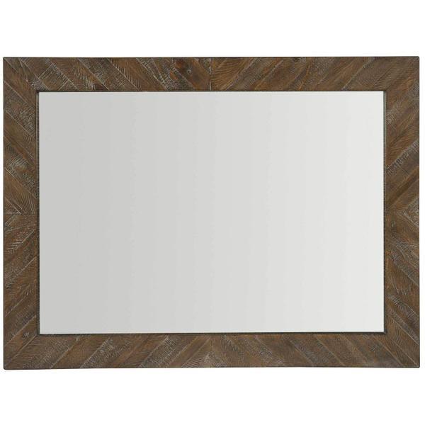 Fuller Mirror in Sable Brown
