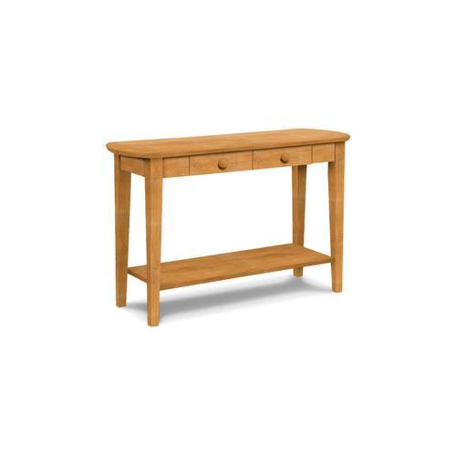 John Thomas Furniture - Phillips Oval Sofa Table
