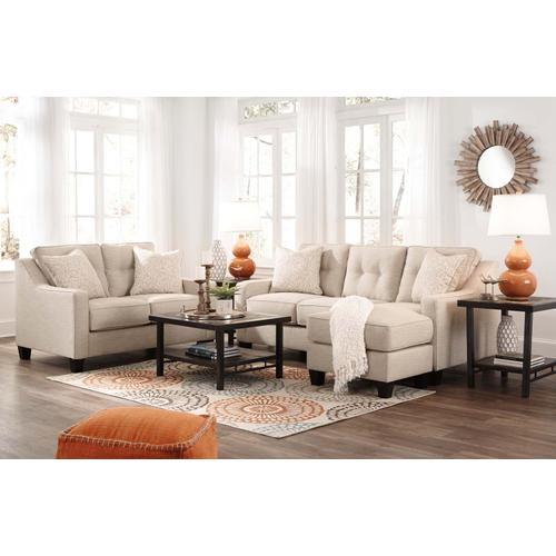 Nuvella Reversible Sectional Sand