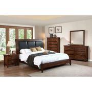 Noble Rustic Oak Nightstand Product Image