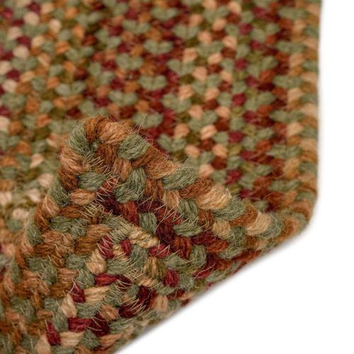 """Capel Rugs - Homecoming Evergreen - Oval - 11'4"""" x 14'4"""""""