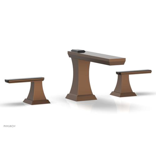 WAVELAND Widespread Faucet - Antique Copper