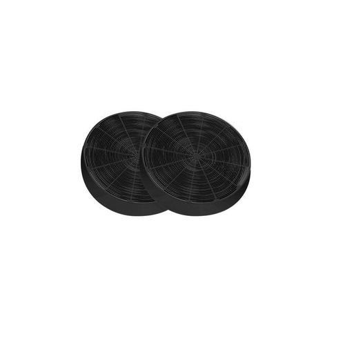 Charcoal Filter Kit for KMC and KTV_XV models Nero