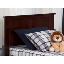 Madison Headboard Twin Walnut