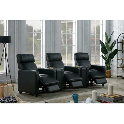 5 PC 3-seater Home Theater