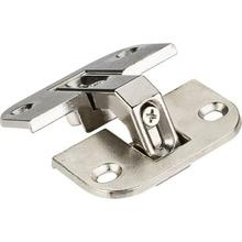 130 Degree Zinc Pie-cut Corner Hinge