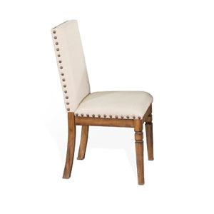 Cornestone Chair w/ Cushion Seat & Back
