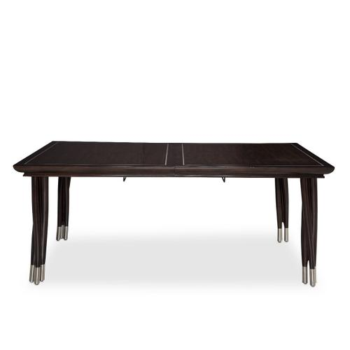 Rectangular Dining Table (includes: 2 X 24 Leaves)