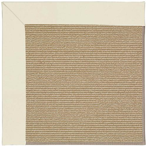 Creative Concepts-Sisal Canvas Ivory Machine Tufted Rugs