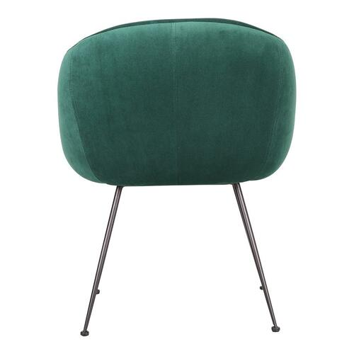 Clover Dining Chair Green