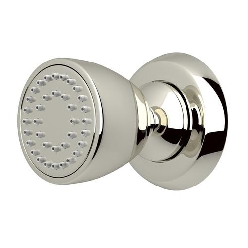 Polished Nickel Perrin & Rowe Holborn Single-Function Body Spray
