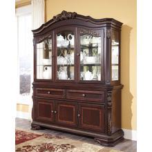 See Details - Wendlowe - Dark Brown 2 Piece Dining Room Set