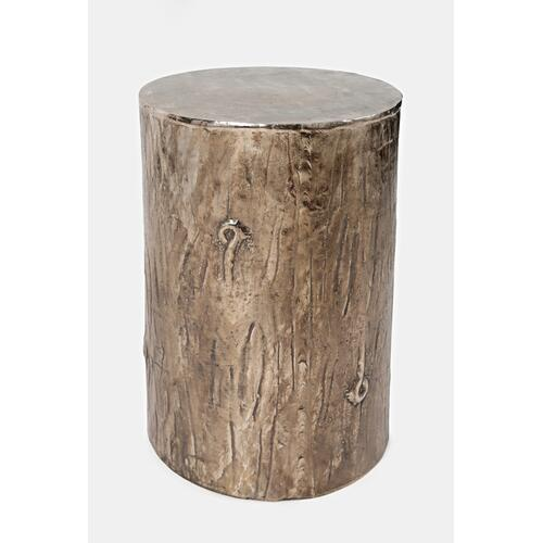 Mitchell Faux Bios Accent Table