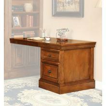 See Details - HUNTINGTON 2 piece Peninsula Desk