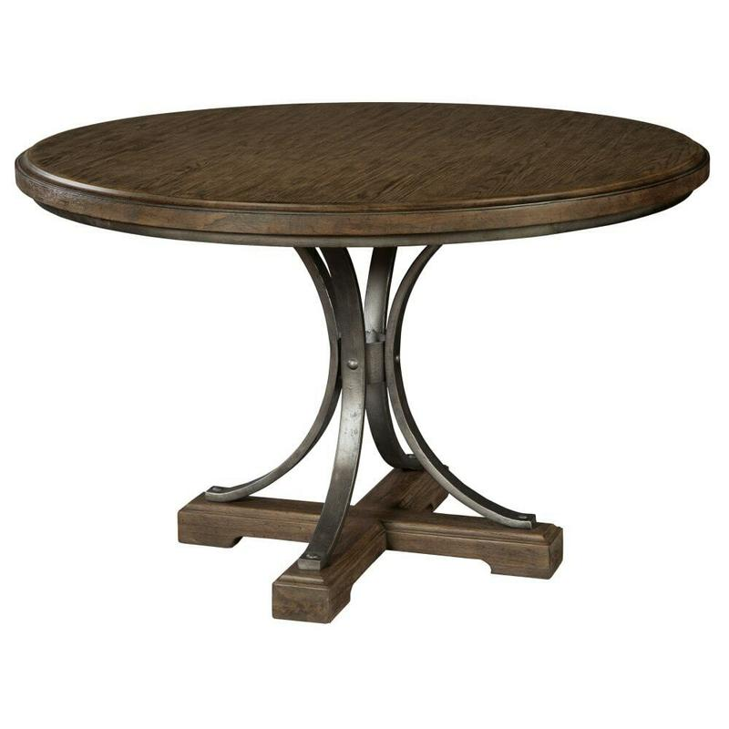 "2-4819 Wexford 48"" Round Dining Table"