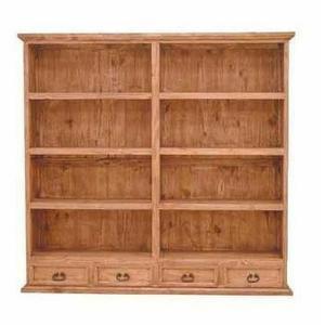 "Million Dollar Rustic - 78"" Bookcase"