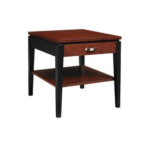 Leisters Furniture - Rectangular End Table