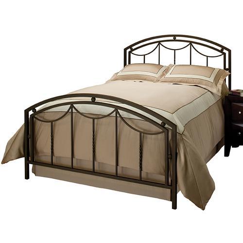 Hillsdale Furniture - Arlington Bed Set In Bronze Metal (bed Frame Included) - Full