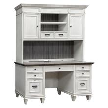 Product Image - Hartford Credenza and Hutch - Linen White