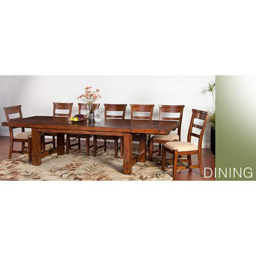 Tuscany Extension Table w/ Turnbuckle