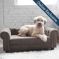 Newton Sofa, Granite Product Image