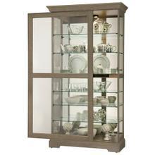 Howard Miller Tyler V Curio Cabinet 680640
