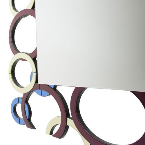 Rectangular Wall Mirror 8609h
