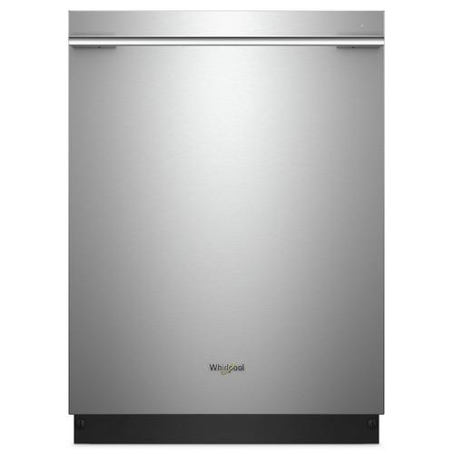 Smart Dishwasher with Third Level Rack Fingerprint Resistant Stainless Steel