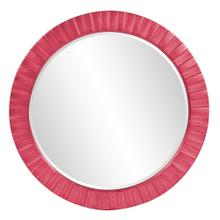 View Product - Serenity Mirror - Glossy Hot Pink