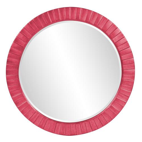 Howard Elliott - Serenity Mirror - Glossy Hot Pink
