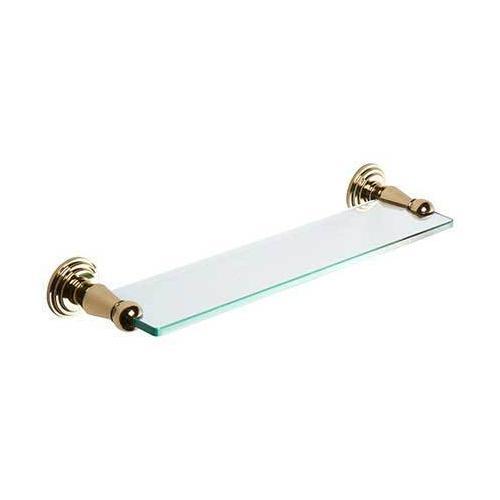 """Polished Brass 18"""" Shelf"""