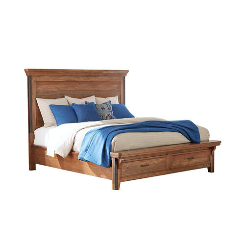 Intercon Furniture - Taos Storage Bed