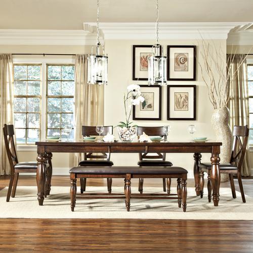 Intercon Furniture - Kingston Dining Table