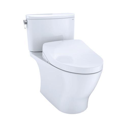 Nexus® WASHLET®+ S500e Two-Piece Toilet - 1.28 GPF - Cotton