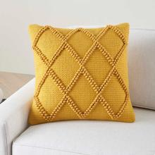 """See Details - Life Styles Gc101 Yellow 18"""" X 18"""""""