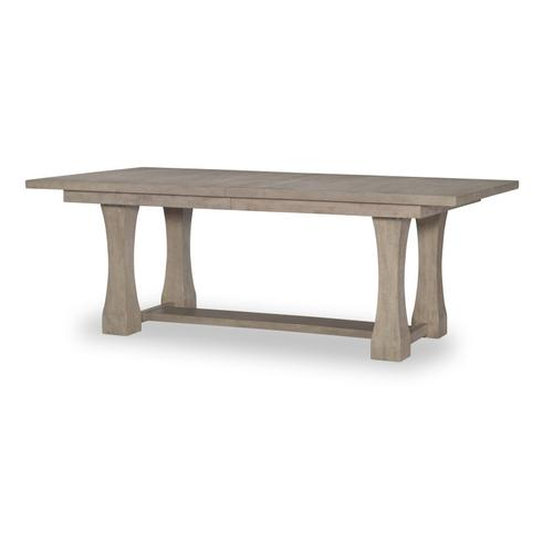 Milano by Rachael Ray Home Rect. Trestle Table