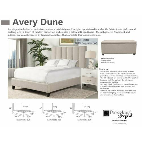 Parker House - AVERY - DUNE King Bed