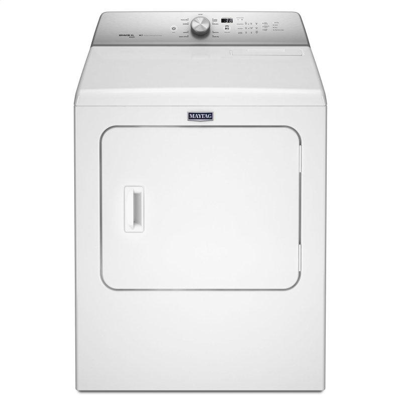Large Capacity Electric Dryer with Steam-Enhanced Cycles - 7.0 cu. ft. White
