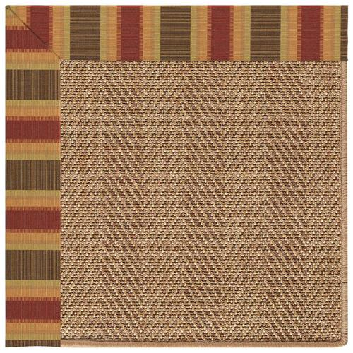 "Capel Rugs - Islamorada-Herringbone Dimone Sequoia - Rectangle - 24"" x 36"""