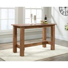 Counter-Height Table for Dining Room