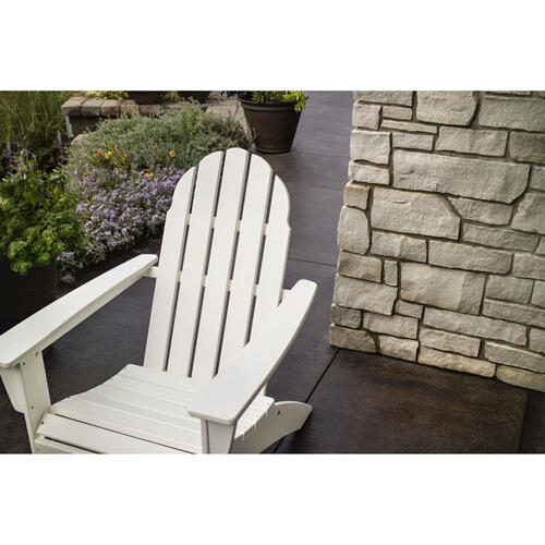 Black Vineyard Adirondack Chair