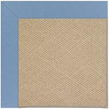 View Product - Creative Concepts-Cane Wicker Canvas Air Blue - Rectangle - Custom