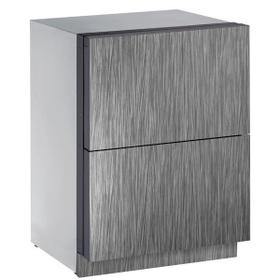 "24"" Refrigerator Drawers With Integrated Solid Finish (115 V/60 Hz Volts /60 Hz Hz)"