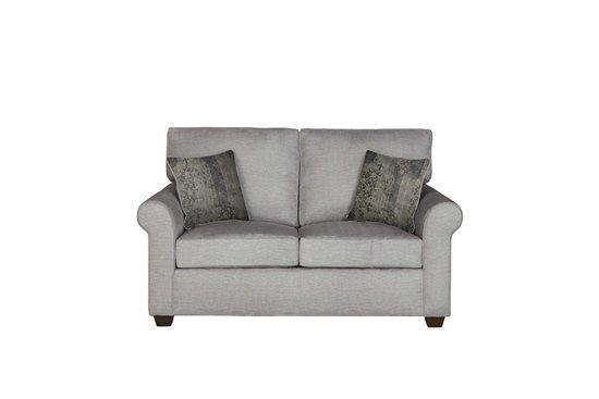 Loveseat - Shown in 114-08 Gray Finish