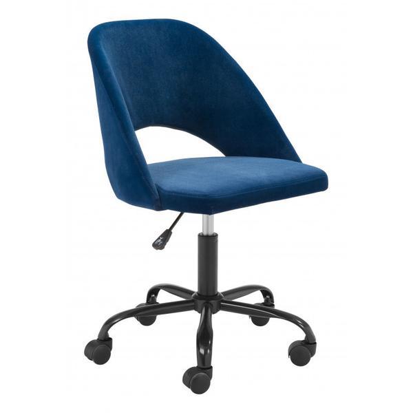 Treibh Office Chair Blue
