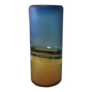 Blue Fade Vase