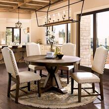 See Details - Julia Round Dining Table