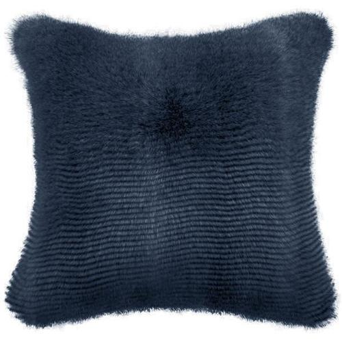 Luxury Faux Fur Cushion Cover - White